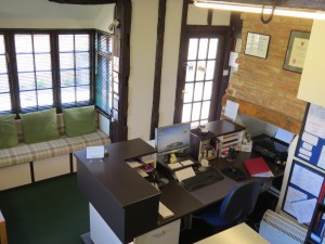 The Iveson Clininc Reception Area Makeover