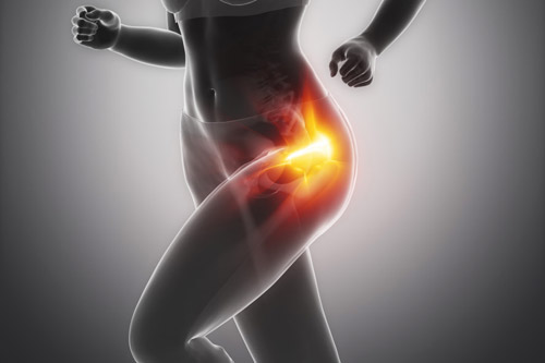 Why does the side of my hip hurt ?